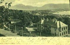 Hordaland fylke Bergen Sandviken utg Svanöe brukt 1905
