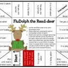 "This fluency game is a fun way for kids to practice sight words and build fluency. Students read cards (packed with sight words) or a ""Read-deer ca..."