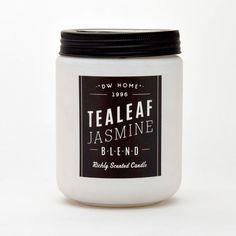TEA LEAF JASMINE - DW Home Candle