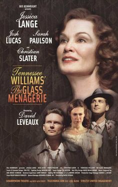 The Glass Menagerie 11x17 Broadway Show Poster