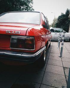 BMW E12 1972-1976