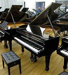 perfecte piano om te spelen