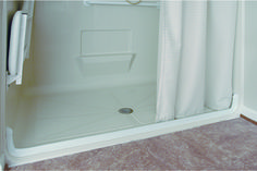 collapsible water retainer shower dam pinterest water handicap