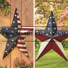 homecoco Image Decor Rustic American USA Flag,Fourth of July Independence Day Painted Wooden Panel Wall Looking Image Freedom Various Patterns