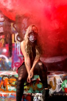 Photoshoot using Enola Gaye smoke bombs in Graffiti Park. Smoke Bomb Photography, Graffiti Photography, Urban Photography, Night Photography, Creative Photography, Portrait Photography, Scenic Photography, Aerial Photography, Photography Tips