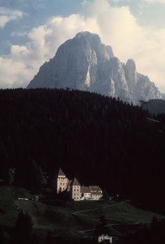 Fischburg Castle, Val Gardena