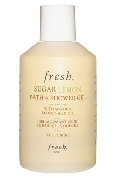 Fresh® Sugar Lemon Bath & Shower Gel | Nordstrom