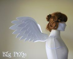 My Little Pony Alicorn Pegasus Wings Angel Wings for by blupixie, $40.00