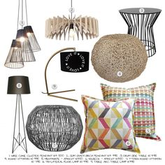 Fundi Light & Living: Refresh Your Interior This Spring Interior Styling, Interior Design, Throw Pillows, Lighting, Spring, Modern, Inspiration, Decor, Drawing Room Interior