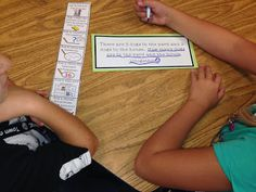 Close reading with word problems...