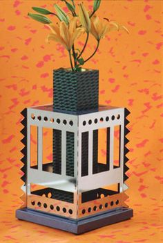 Nathalie DuPasquier 1983 - Object for the electronic age Bauhaus, Nathalie Du Pasquier, Memphis Milano, Memphis Design, Postmodernism, Graphic Patterns, Art Object, Pop Art, Modern Design
