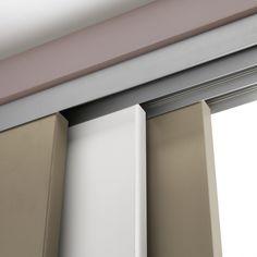 Modèle de système coulissant:Sous-plafond                                                                                                                                           Type de pose:Plafond                                                                                                                                                                                            ...
