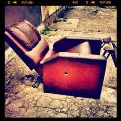 318 - Vamos botar a cadeira para fora #umafotopordia #picoftheday #brasil #brazil #n8 #snapseeds #instagram