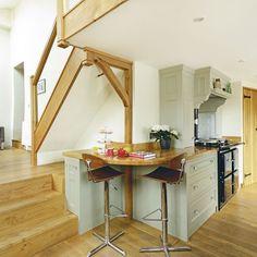 Take a tour around this bespoke kitchen