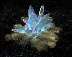 THE SCIENCE BEHIND CRYSTALS