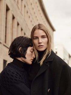 The Beat Generation by Karim Sadli for Vogue UK October 2015 (1)                                                                                                                                                                                 More