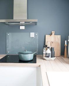 WEBSTA @ enkontrast - Clean kitchen. Now off for a Sunday stroll. #boligpluss…