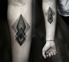 50 Geometric Tattoos That You Have to See to Believe - Smashcave