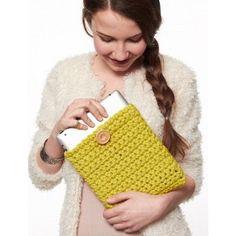 Free Beginner Tablet Cover Crochet Pattern