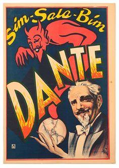 . Dante... Sim-Sala-Bim