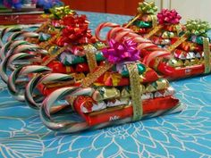 Christmas sleigh great for gifts student gift