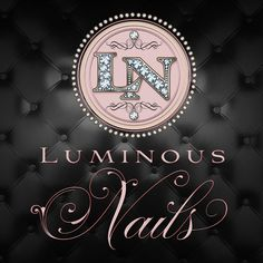 Luminous Nail Salon Beauty Salon Spa Logo