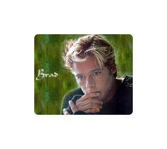 Very Nice Movies Mouse Pad Brad Pitt #2