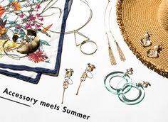 Accessory meets Summer - アーバンリサーチオンラインストア - URBAN RESEARCH ONLINE STORE