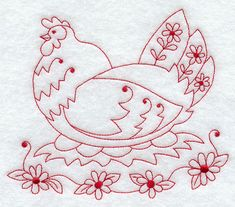 Machine Embroidery Designs at Embroidery Library! - Color Change - X9206