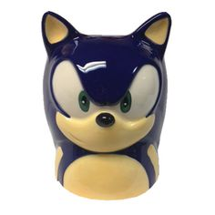 Buy Sonic The Hedgehog Face Mug here at Zavvi. We have great prices on games, Blu-rays and more; as well as free delivery available, so be sure not to miss out!