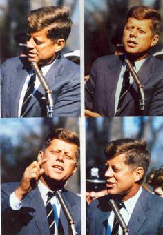 President J.F. Kennedy