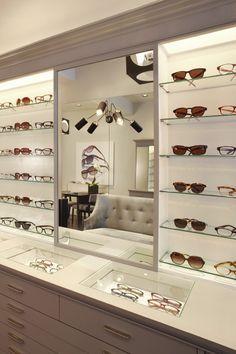 eye glass store layouts - Google Search