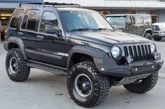 2005 Jeep Liberty Lift Kit | Interested in a Custom RubiTrux Jeep Wrangler of Your Very Own?