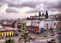 esplorare il colorato barrio de vegueta (Las Palmas de Gran Canaria - Spain)