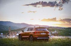 #SEAT podbija światowe rynki nowym SUVem na pięć gwiazdek.