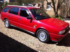 Alfa Romeo 33 Sportwagon (second serie) 1987
