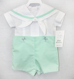 291636  Baby Boy Clothes  Baby Nautical   Twin Babies  by ZuliKids, $28.50