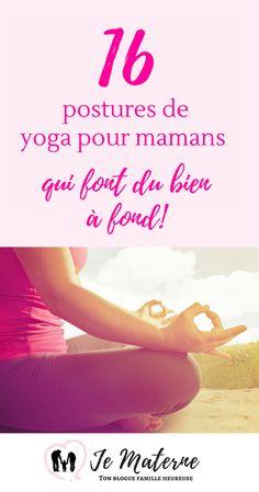 Es-tu une maman d'un bébé, d'un tout-petit, qui travaille beaucoup, qui porte, qui fait du cododo, ou encore qui allaite? Avec toutes les activités que tu dois faire à chaque jour, tu dois sûrement toi aussi te retrouver avec des tensions un peu partout dans ton corps. Mais on n'a pas besoin de ça en plus, hein? Voici donc comment intégrer 16 poses de yoga pour mamans testées pour te sentir mieux. Elles te feront un bien fou, c'est sûr!