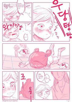 2/4 Little Marinette & Adrien | Miraculous Ladybug