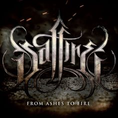 "Saffire's 2013 release ""From Ashes To Fire"""
