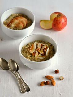 Dieta das Princesas: Comer bem e ser feliz [um super pequeno-almoço]: Papas de aveia, trigo-sarraceno e quinoa