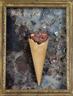 Gutes für Leib & Seele: Schokoladeneis deluxe nach Linda Lomelino