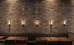 Chicago Thin brick wall, Chicago Brick