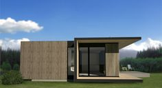 Form & Forest Flat Pack Cabins