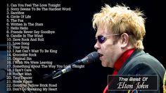 Best Songs Of Elton John l Elton John's Greatest Hits