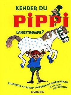 Læs om Kender du Pippi Langstrømpe? - billedbog. Udgivet af Carlsen. Bogens ISBN er 9788756283984, køb den her