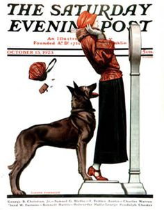 Saturday Evening Post 1923