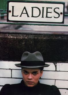 Pauline Black - (born 23 October is a British singer and actress, most notable as the lead singer of Ska / 2 Tone outfit The Selecter founded in 1979 in Coventry, UK. After the band split in Black developed an acting career in television and theatre. Ska Music, Music Icon, Genre Musical, Skinhead Girl, Skinhead Fashion, Laurel, Teddy Boys, Attitude, Rude Boy