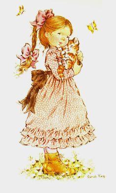 Dona de casa num subúrbio de Sidney, Austrália, Sarah Kay (Vivien Kubbos) sempre foi apaixonada por desenho. Frequenta a Academia...