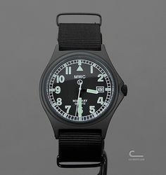 MWC G10 50M PVD Stealth (MWC G10BH PVD) - Caliroots.com